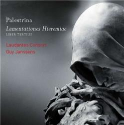 Lamentationes Hieremiae - 2CD