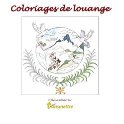 Coloriages de louange